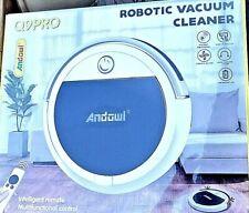 ROBOT ASPIRAPOLVERE AUTOMATICO INTELLIGENTE PULIZIA CASA PAVIMENTO POLVERE PELI