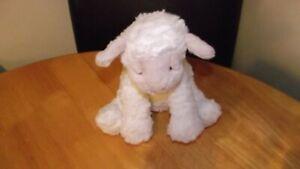 """Jellycat Bashful Lamb Soft Toy 10"""""""