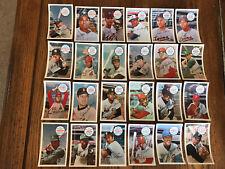 1970 Kellogg's BASEBALL 24 CARD LOT