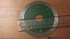 Diamond Rim Blade 4.5 Inch