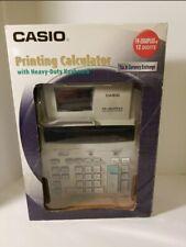 Casio Printing Calculator Heavy Duty Keyboard FR-2650 PLUS -w Tax & Exchange