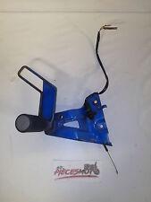 Platine droite / Repose pied / Contacteur de béquille SUZUKI 750 DR 750DR SR41A