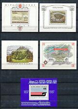 Oostenrijk Blok 5 - 9 postfris