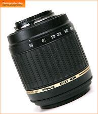 Tamron Di 55-200mm F4-5.6 II LD Macro AF Zoom Lens. Nikon GRATIS UK POST