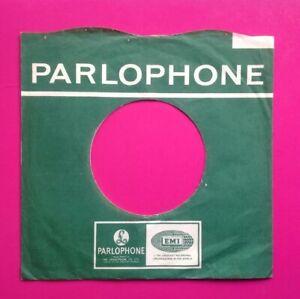 S3 Ten Replica/Copies Of Rare Original Used Parlophone Label Company Sleeve