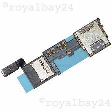 Original Samsung Galaxy Note 4 sim lectores lector de tarjetas n910f microSD card reader