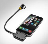 Genuine Audi AMI Apple Iphone 5 6 7 8 Ipod Ipad 4F0051510AL De Plomo Cable De Iluminación