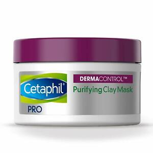 Purifying Clay Mask with Bentonite Clay for Oily, Sensitive Skin, 85g  Cetaphil