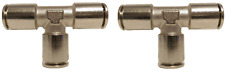 2 Air Suspension System Fittings 3/8