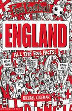 Foul CALCIO_ENGLAND_MICHAEL COLEMAN __ con difetto da esposizione ___