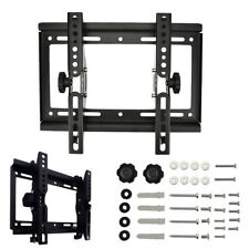 "Universal TILT TV WALL BRACKET MOUNT 14-32"" inch 75x75 200x200mm Monitor Holders"