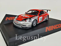 SCX Scalextric Slot Ninco 50530 Porsche 997 Rally -Insviar-  Aviño
