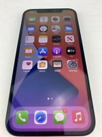 Apple iPhone 12 64GB Black AT&T Only Used