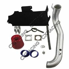 CXRACING COLD AIR INTAKE PIPE KIT For 1997-2006 JEEP WRANGLER TJ 4.0L6CYL