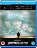 Saving Private Ryan [Blu-ray] [1998] [Region Free] [DVD][Region 2]
