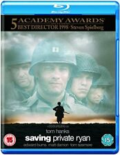 Saving Private Ryan [Bluray] [1998] [Region Free] [DVD]