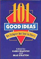 101 Good Ideas: How to Improve Just About Any Proc