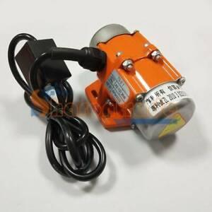 Vibration Motor 30W 220V AC 1phase Vibrating Vibrator for Sieve Feeder Hopper