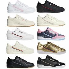 adidas Originals Continental 80 Damen Sneaker Turnschuhe Schuhe Freizeit Retro