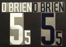 KIT NOME+NUMERO USA UFFICIALE HOME/AWAY FIFA WORLD CUP 2002 OFFICIAL NAMESET