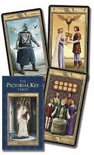 The Pictorial Key Tarot/Tarot de La Clave Pictorica [With Instructions] (Mixed M