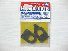 NIP Vintage Tamiya Carbon Graphite Friction Plates (F103) 53148 Incredibly RARE