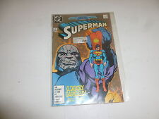 SUPERMAN Comic - 2nd Series - No 3 - Date 03/1987 - DC Comics