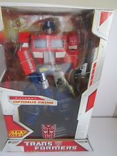 "Transformers -  Optimus Prime 12"" Masterpiece with plinth - MP Takara 2006"