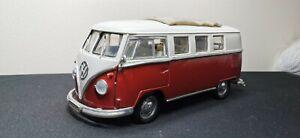 62' Volkswagen Microbus Model  1/18