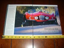 1956 ARNOLT BRISTOL SPORTS CAR - ORIGINAL 2002 ARTICLE