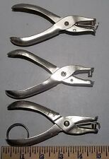 McGill Co., 1 other hole punches, lot of 3_______4801/9