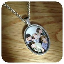 **One Direction *** X Factor boy band pendant necklace