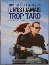 Affiche IL N'EST JAMAIS TROP TARD Larry Crowne TOM HANKS Julia Roberts 40x60cm