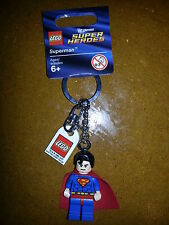 LEGO 853430 - DC Universe Super Heroes Superman Minifigure Keychain / Keyring