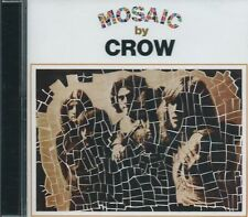 CROW - MOSAIC 1971 3rd ALBUM MINNESOTA BLUESY HARD ROCK w/ DAVE WAGNER NEW CD