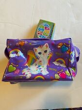 Lisa Frank New With Tags Cat Angel Lunch Box