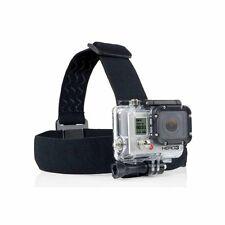 Fashion Head Strap Gopro Hero 4 5 Black Elastic Type Sport For Action Camera