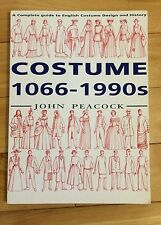 COSTUME 1066-1990s by John Peacock
