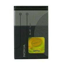 Original Battery Nokia BL-4C BL4C 1661 2220 Slide 2330 Classic 2610 2626