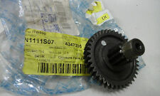 albero ingranaggio ruota piaggio 4347395  denti 11  *pesolemotors