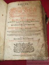 Biblia, il che è: la gantze Sacre Scritture: Luther, Martin