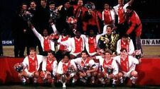 1995 UEFA Super Cup Ajax vs Real Zaragoza DVD