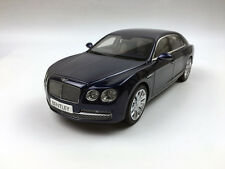 Kyosho 1:18 Bentley Flying Spur W12 Peacock(Blue) Diecast Model Car  No.08891PC