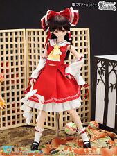 Volks Dollfie Dream Sister Touhou Project Hakurei Reimu on Stock Now