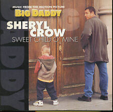 BOF BIG DADDY CD SINGLE AUSTRIA SHERYL CROW