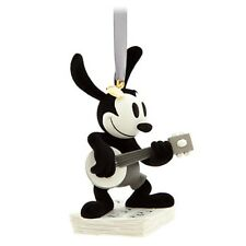Disney Mickey Mouse OSWALD The Lucky Rabbit Sketchbook Ornament figure NWT
