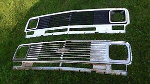 1971-1977 Chevy Van OEM g10 g20 g30 grille Metal 1 PAINTED OR 1 CHROME BUYING1!