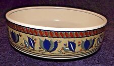 "Mikasa Intaglio Arabella Vegetable Serving Bowl CAC01 8 1/2"" EXCELLENT!"