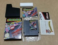 Crackout, NES (Nintendo Entertainment System) UK version européenne PAL