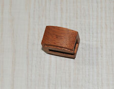 Wood body for Denon dl103 (R) Cartridge fonocaptor Beautiful Mahogani-New -